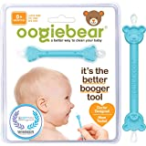 oogiebear - PATENTED CURVED SCOOP AND LOOP; The Safe Nasal Booger and Ear Cleaner - Baby Shower Registry. Easy Nose Cleaner G