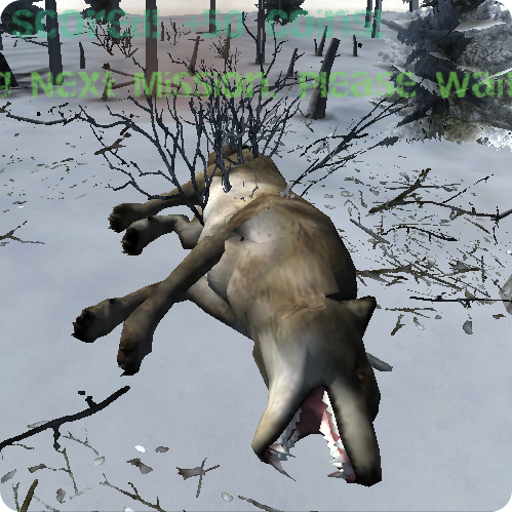 New Sniper Rifles - Animal Hunter: Ice Winter Age Shooter Free Fun Game