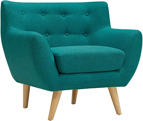 Modway Remark Mid-Century Modern Accent Arm Lounge Chair