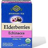 Organic Elderberries Echinacea Herbal Tea