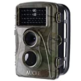 Amazon Price History for:AUCEE Hunting Camera, 12MP 1080P Full HD Trail Camera Infrared Wildlife Camera with Night Vision up to 65FT, 2.4 inch LCD Screen and IP56 Waterproof Game Cam for Wildlife Monitoring