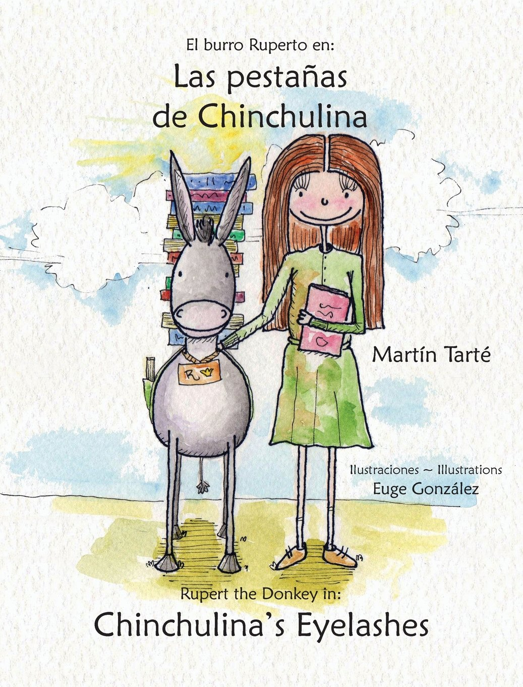 Download Las Pestanas de Chinchulina * Chinchulina's Eyelashes (Spanish and English Edition) ebook