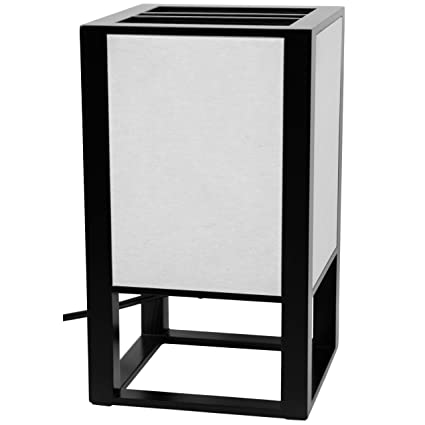 Amazon.com: Oriental Muebles washitsu japonés lámpara de ...