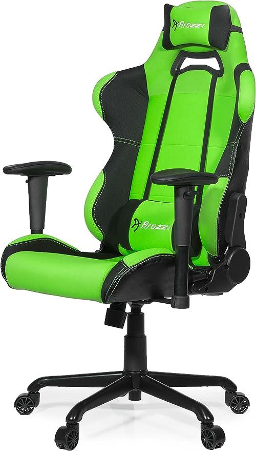 Arozzi Gaming Stuhl TORRETTA schwarzgrün