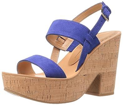ab4ab925a6c Amazon.com  Dolce Vita Women s Rikki Platform Sandal  Shoes