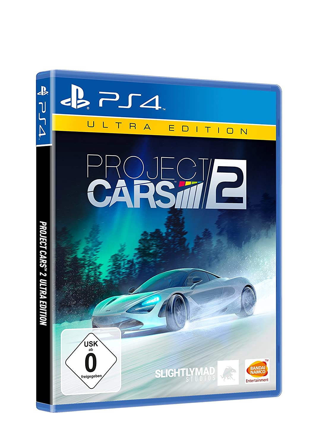 Amazon Com Project Cars 2 Ultra Edition Ps4 Video Games