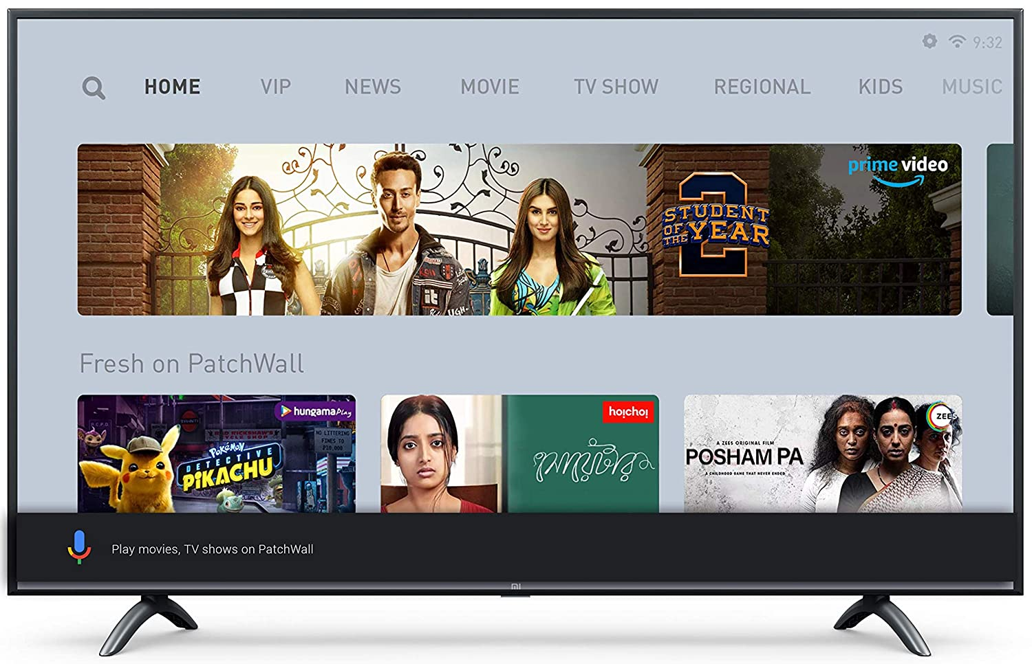 Mi LED TV 4X 138.8 cm (55 Inches) Ultra HD Android TV