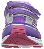 TSUKIHOSHI Girls' Dart Sneaker, Purple/Berry, 8 M