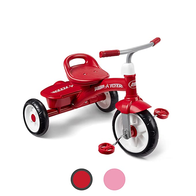 Best Tricycle for Toddlers: Radio Flyer Red Rider Trike