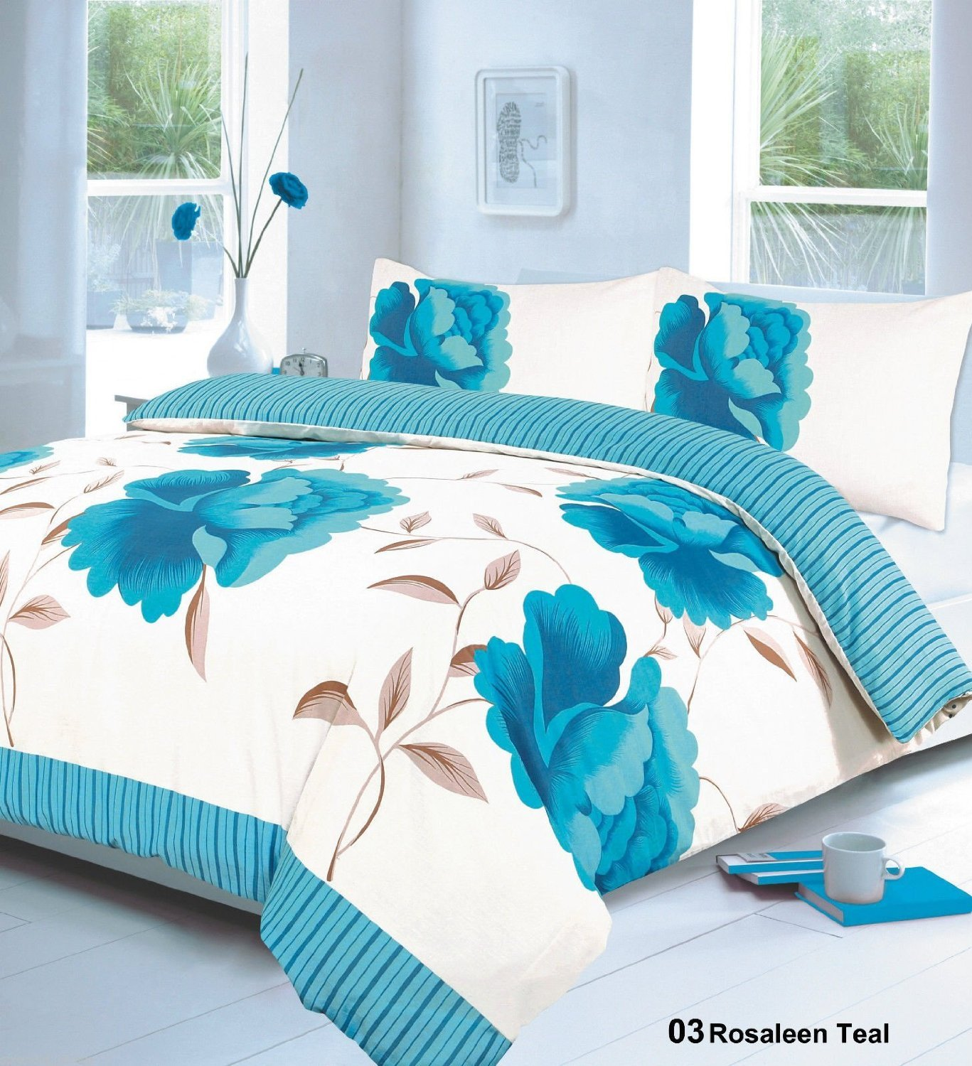 teal duvet cover king sweetgalas. Black Bedroom Furniture Sets. Home Design Ideas