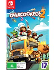 Overcooked 2  (Nintendo Switch)