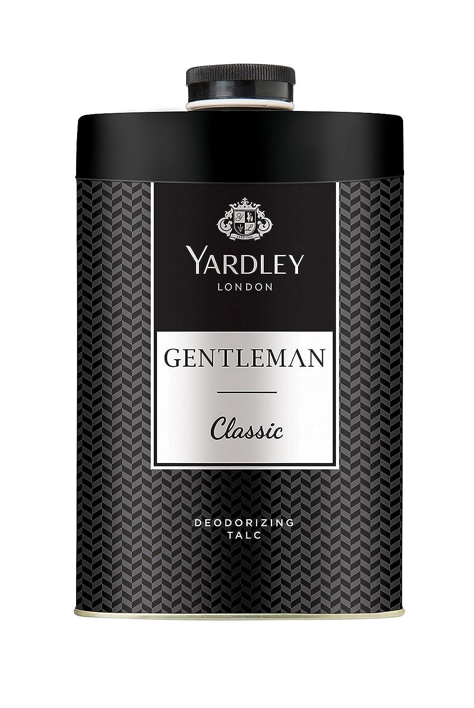 Yardley Gentleman Talcum Powder 8.8oz Yardel Powder Gentleman Classic 8903105010511