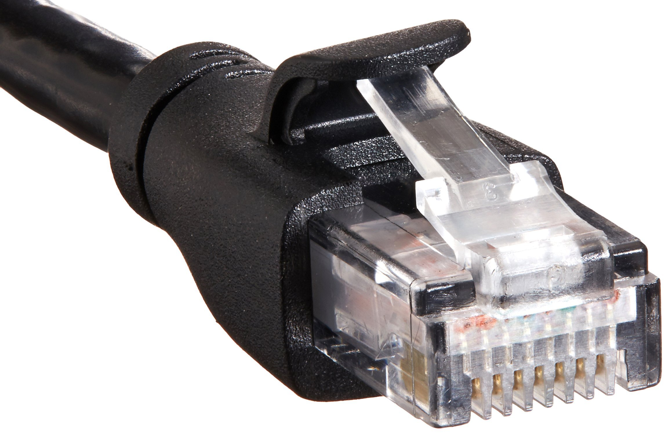 0.9/ Meters Basics/ RJ45/ Cat-6 Ethernet/ Patch Cable / 3/ Feet