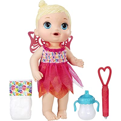 Baby Alive Face Paint Fairy (Blonde): Hasbro: Toys & Games