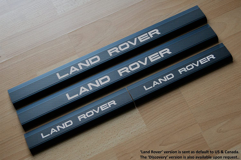 LR4 2005-2016 Door Sill Covers Set of 4 BARMECA Land Rover LR3