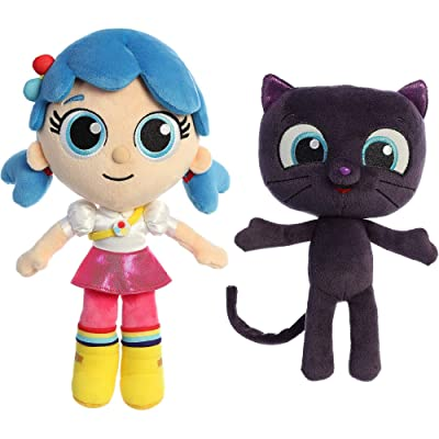 MGS Bundles Aurora World Set of 2 - True and The Rainbow Kingdom - 11 True and 8.5 Bartleby: Toys & Games