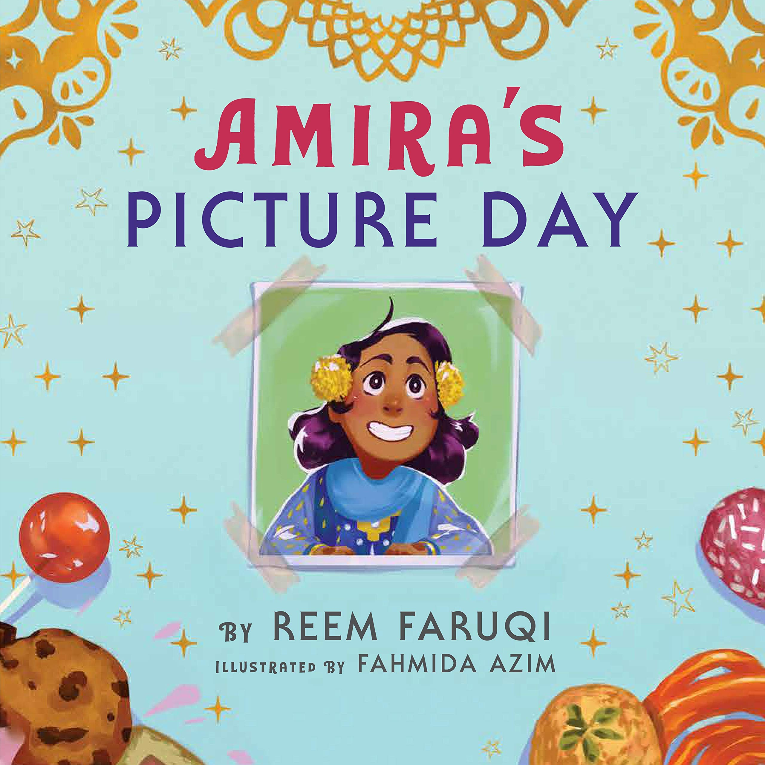 Amazon.com: Amira's Picture Day (9780823440191): Faruqi, Reem, Azim,  Fahmida: Books