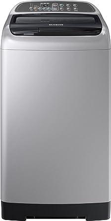 Samsung 6.5 kg Fully-Automatic Top Loading Washing Machine (WA65M4000HA/TL, Imperial Silver)