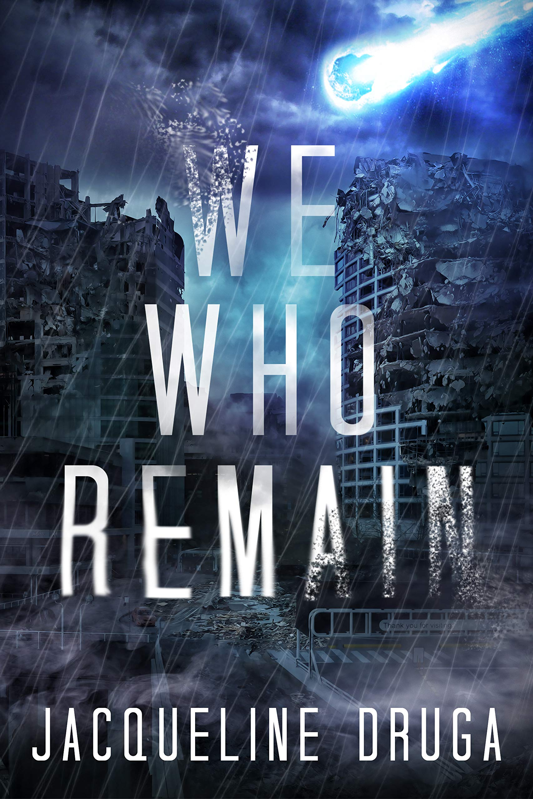 We Who Remain (English Edition)