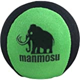 manmosu Hand Therapy Stress Relief Ball - Great For Grip Strengthening + Stress Relief + Hand Stretches