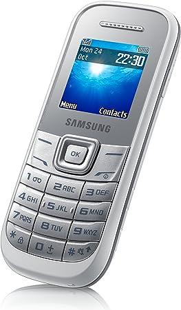 Téléphone Portable Samsung Modèle : Keystone 2 E1200 Noir Débloqué Tout Opérateur
