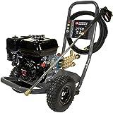 Campbell Hausfeld Pressure Washer,2750 PSI 2.5GPMTriplex Pump GX160 Honda (PW2770)