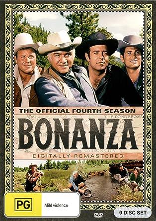 Bonanza Temporada 4 DVDRip Español Latino
