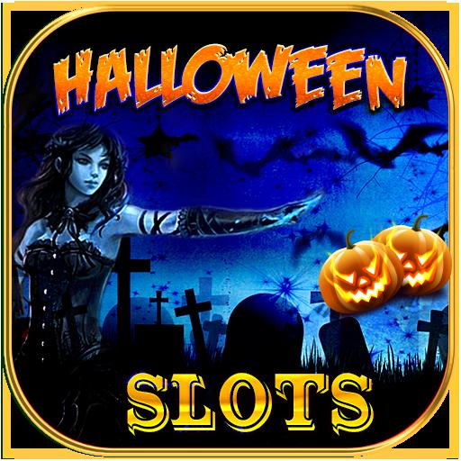 Halloween Slots Mania Deluxe (Halloween Internet Games)