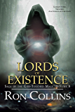 Lords of Existence (Saga of the God-Touched Mage Book 8) (English Edition)