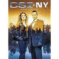 CSI: NY (Seasons 1-3)