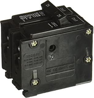 Eaton Corporation Br2125 Double Pole Interchangeable Circuit