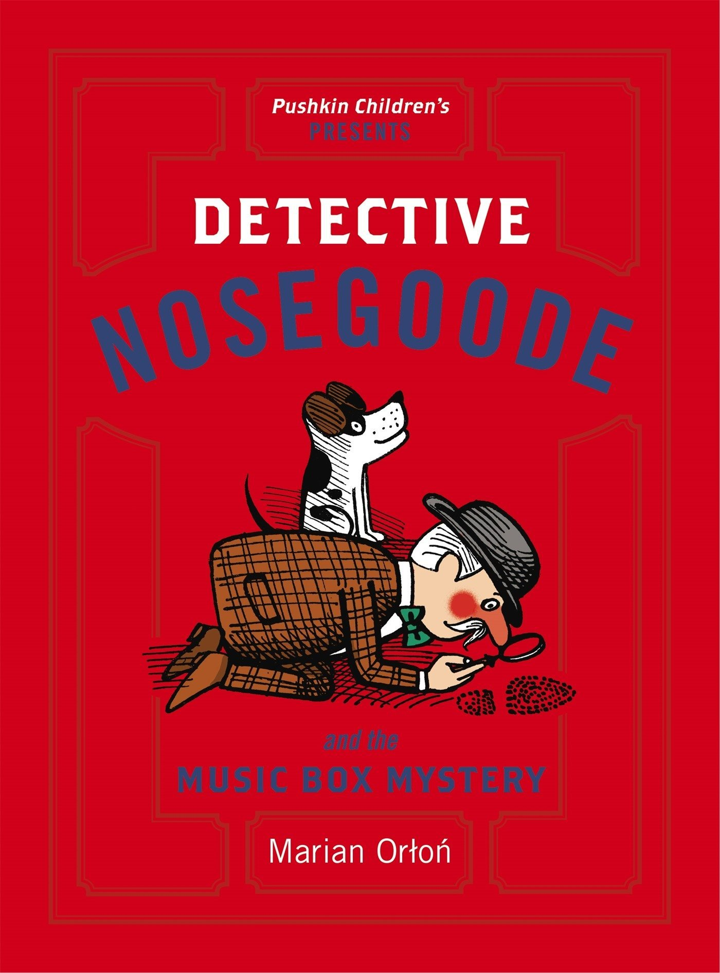 Detective Nosegoode and the Music Box Mystery PDF Text fb2 book