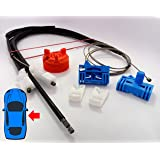 Renault Laguna Electric Window Regulator Repair Kit- Front Right Drivers Window (Cables, Winder, Fastenings) - FREE FIRST CLASS UK POSTAGE!