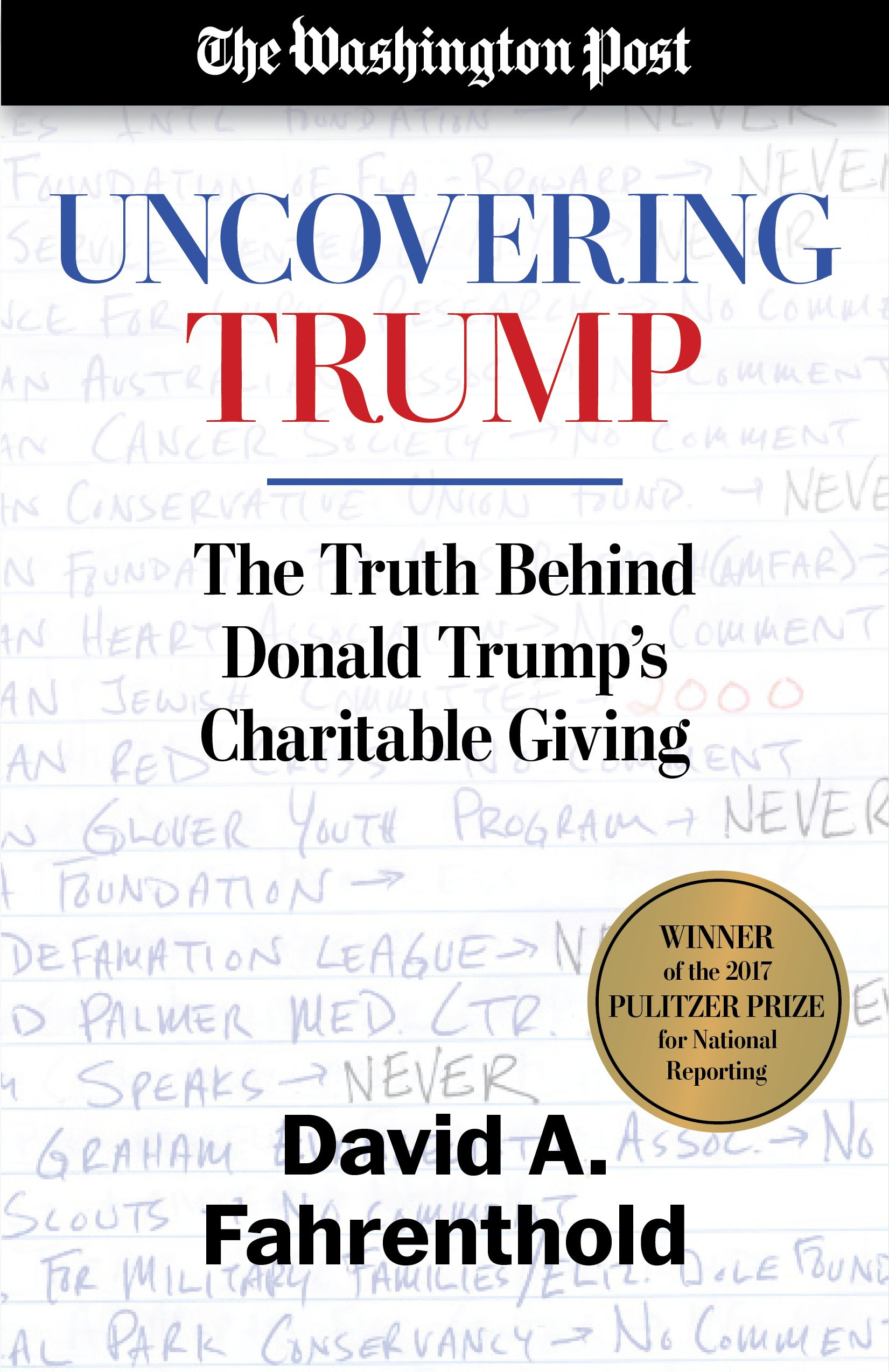 Uncovering Trump The Truth Behind Donald Trump S Charitable