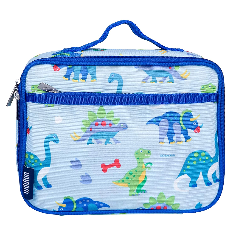 ac48960ae49b Wildkin Kids Dinosaur Land Lunch Box
