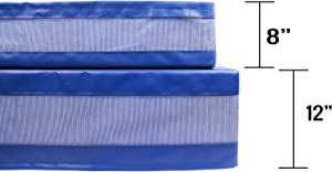 Best Judo Crash Mats - IncStores Landing Mats for Gymnastics, Practice, Martial Arts, Wrestling, MMA, Impact and Training