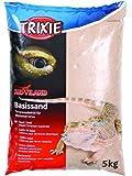 Trixie - Sable De Désert Pour Terrarium - Jaune - 5 Kg