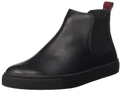 Bottes Lacées. No. 614 Passion Chaussure Noire oW1Qc1