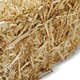 FloraCraft Straw Bale 12 Inch x 12 Inch x 24 Inch