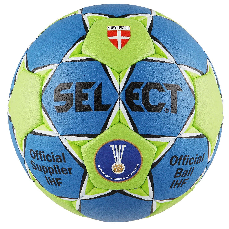 Select NOVA - Balón de entrenamiento de balonmano verde Talla:2 ...