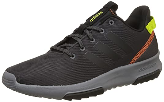 adidas neo Men s Cf Racer Tr Cblack Utiblk Utiblk Sneakers - 8 UK India (42  EU)  Buy Online at Low Prices in India - Amazon.in 99754bd84