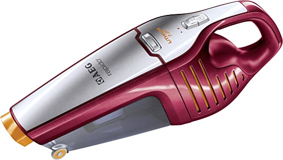 AEG Rapido AG6106 - Aspiradora de mano sin bolsa (batería de iones ...