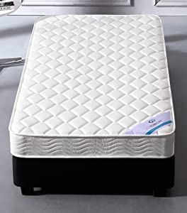 Home Life Comfort Sleep Mattress, Queen, White