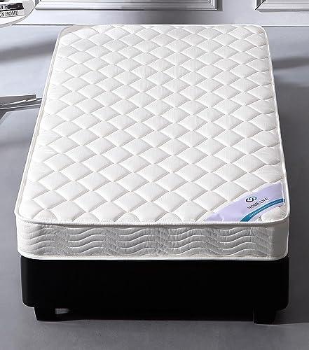Life Home Comfort Sleep 6-Inch Mattress GreenFoam Certified