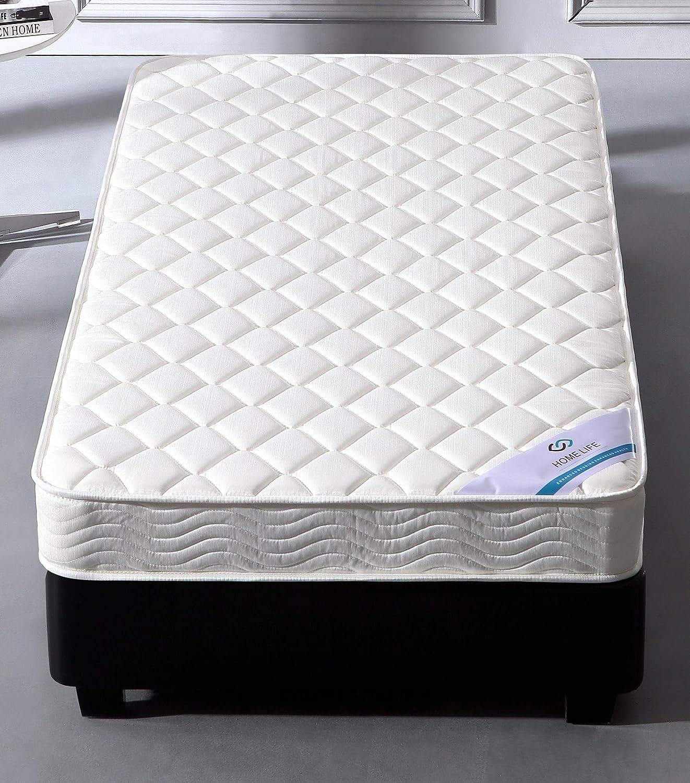 Amazon.com: Home Life Comfort Sleep 6-Inch Mattress GreenFoam Certified -  Twin - New: Home & Kitchen