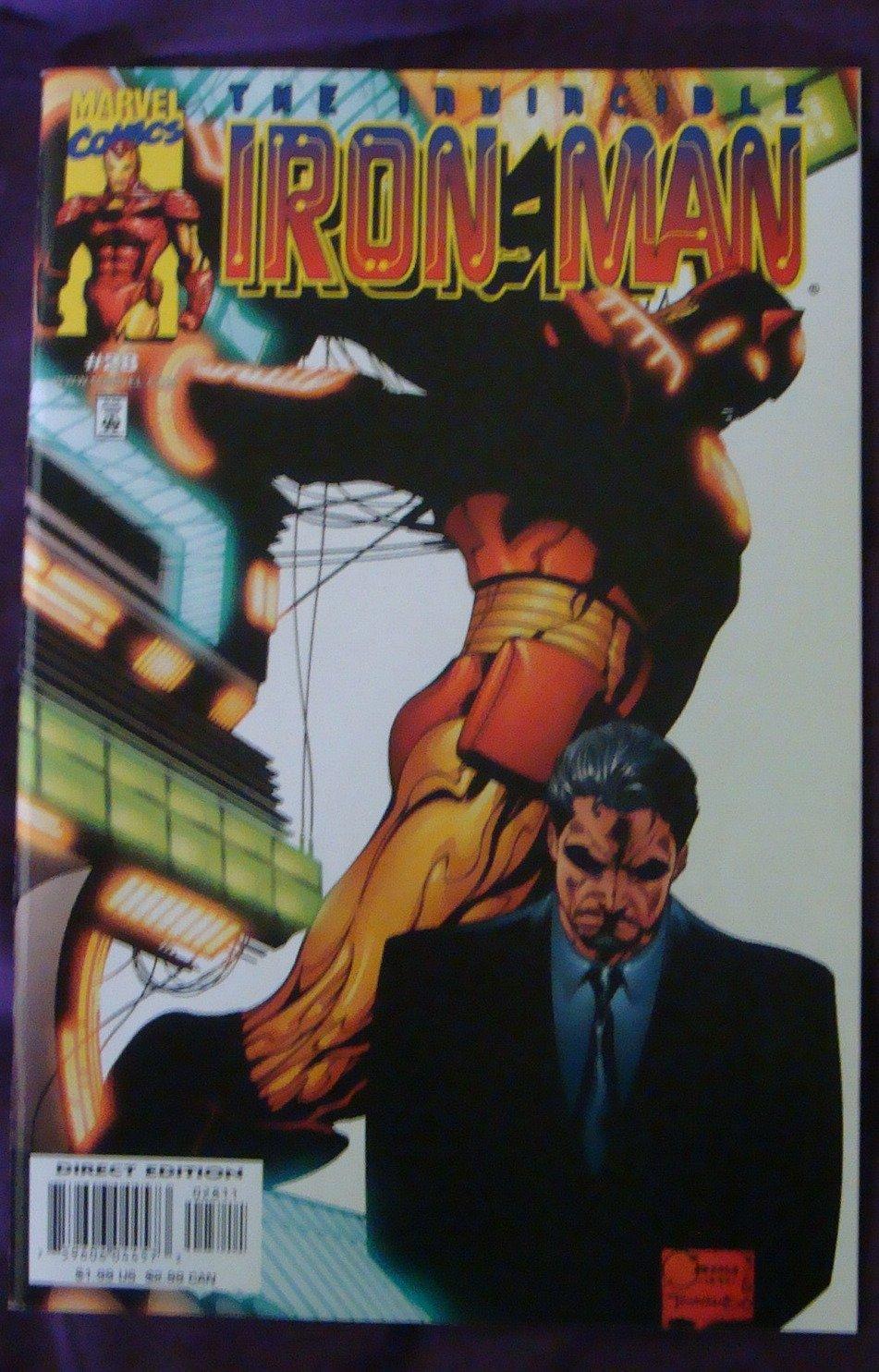 The Invincible Iron Man #28 (The Invincible Iron Man, Vol. 3, No. 28) ebook