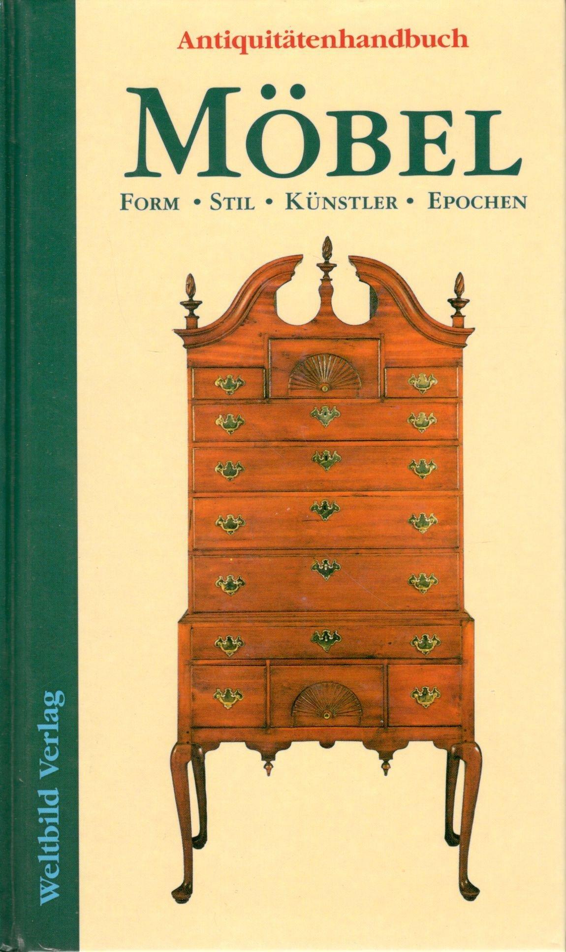 Antiquitätenhandbuch Möbel