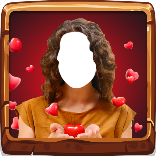 Romantic Woman Photo Editor (Android Guy Costume)