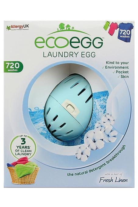 31 opinioni per Ecoegg, Ovetto per lavatrice, 720 lavaggi