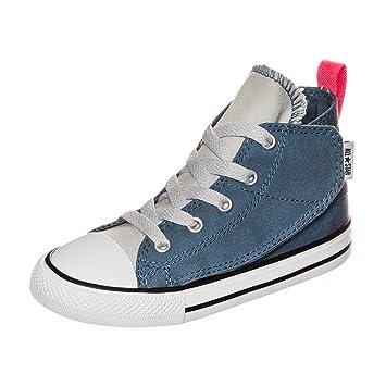 Converse Chuck Taylor All Star Simple Step High Zapatillas Niños ...